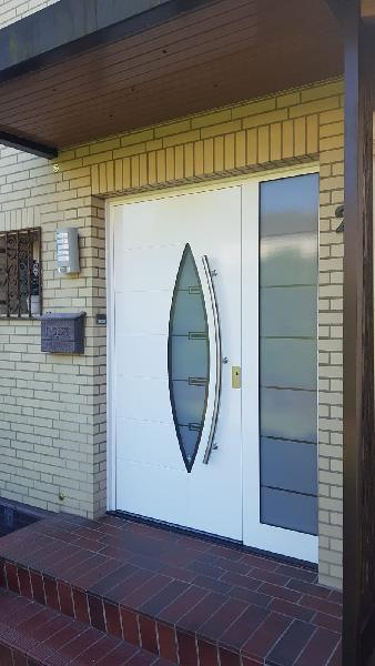 Referenz | Tischlerei Fenster- und Haustüren-Studio Olaf Meier | Haustür